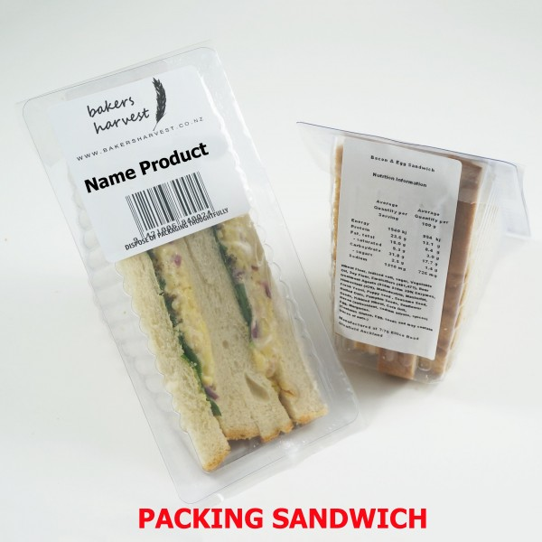 packing sandwich