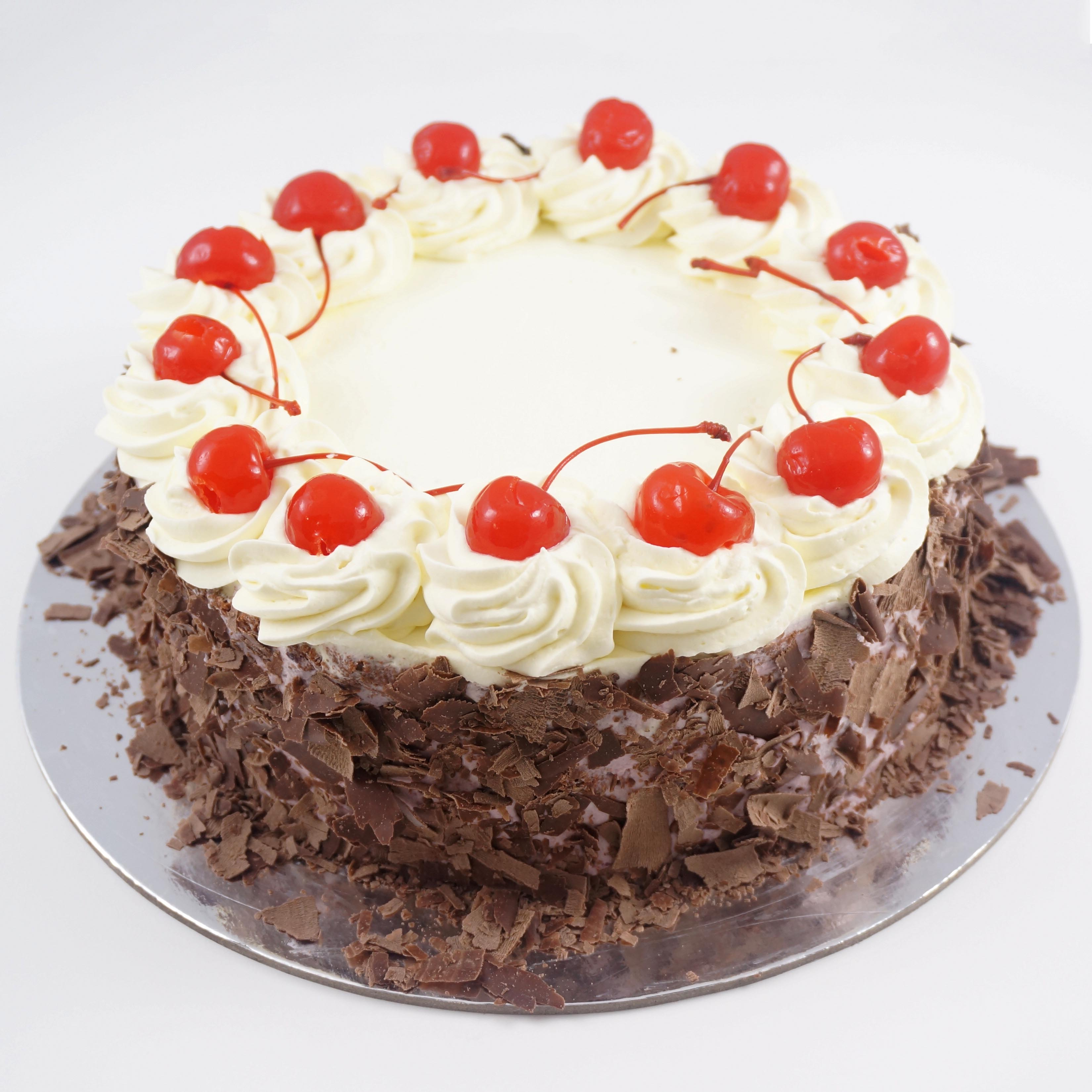 Cake Black Forest The Harvest : Black Forest Cake - Bakers Harvest - The Online Bakery Store